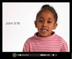 John 3:16 - Watch this short video clip
