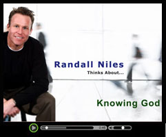 Knowing God Video